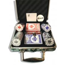 Набор для игры в покер EMPIRE 100 (100 фишек)