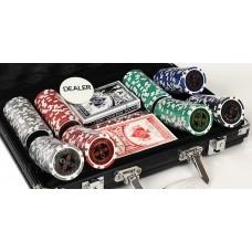 Набор для игры в покер ULTIMATE 200 (200 фишек)