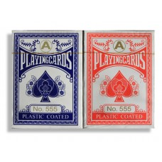 Игральные карты PLAYING CARDS 555