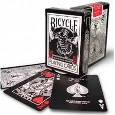 Игральные карты BICYCLE BLACK TIGER