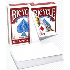 Игральные карты BICYCLE MAGIC BLANK (белая рубашка)