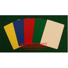 Подрезная карта (Cut Card)