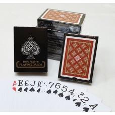 Игральные карты DARDS (пластик)