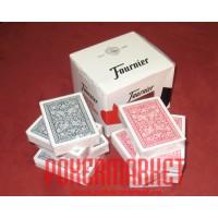 Игральные карты FOURNIER 2818 (100% пластик, 1 колода)