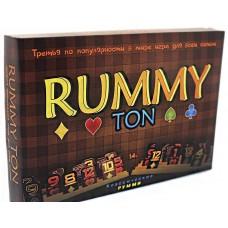 Настольная игра RUMMY TON