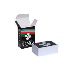 Карты UNIQUE (UNO 100% пластик)